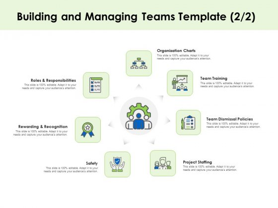 Key Team Members Building And Managing Teams Ppt Model Graphics PDF