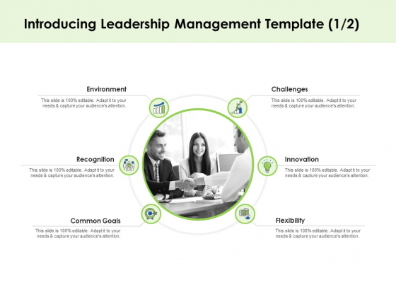 Key Team Members Introducing Leadership Management Ppt Professional Ideas PDF