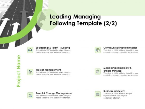 Key Team Members Leading Managing Following Building Ppt Pictures Brochure PDF