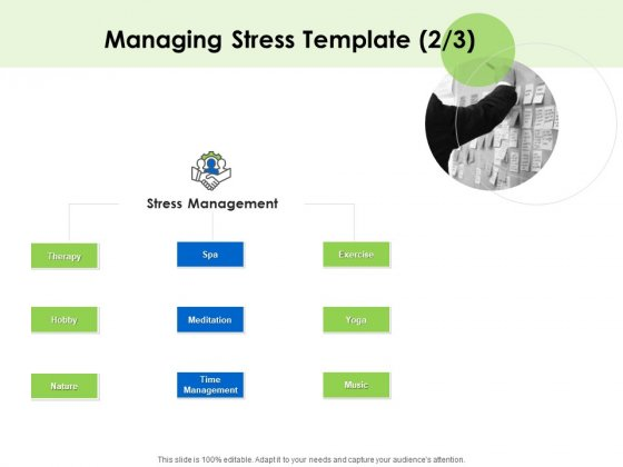 Key Team Members Managing Stress Music Ppt Ideas Rules PDF