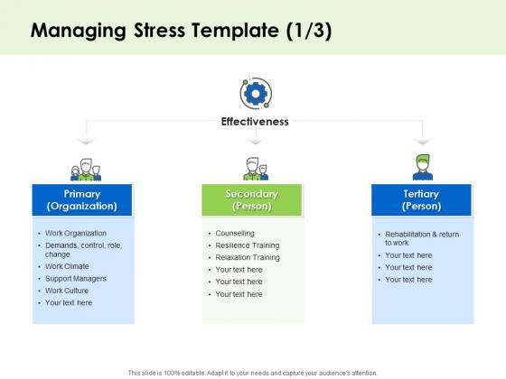 Key Team Members Managing Stress Ppt File Templates PDF