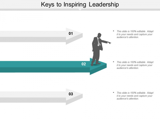 Keys To Inspiring Leadership Ppt PowerPoint Presentation Model Example