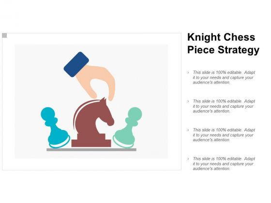 Knight Chess Piece Strategy Ppt PowerPoint Presentation Gallery Tips