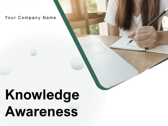 Knowledge Awareness Intelligence Leadership Perceiving Ppt PowerPoint Presentation Complete Deck