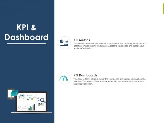 Kpi And Dashboard Ppt PowerPoint Presentation Ideas Structure