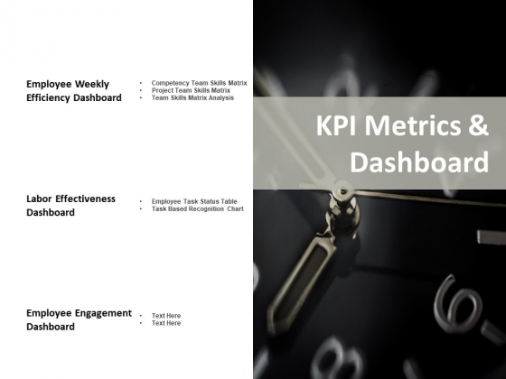 Kpi Metrics And Dashboard Ppt PowerPoint Presentation Show Skills