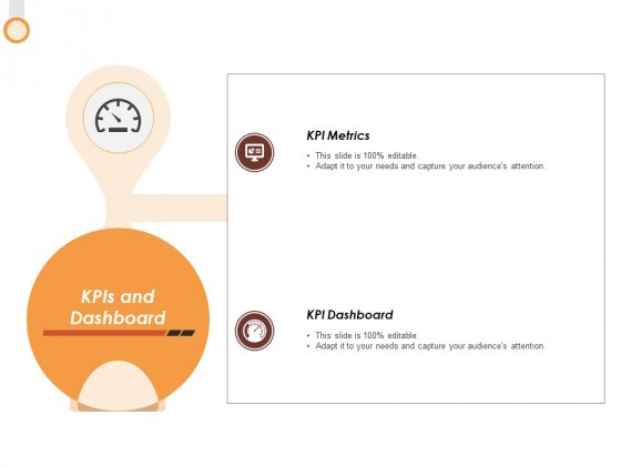 Kpis And Dashboard Ppt PowerPoint Presentation Icon Grid