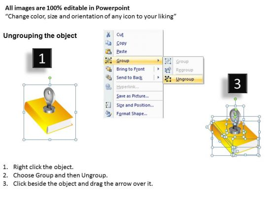 key_to_education_books_powerpoint_ppt_templates_2