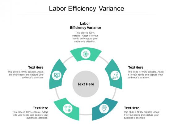 Labor Efficiency Variance Ppt PowerPoint Presentation Ideas Microsoft Cpb