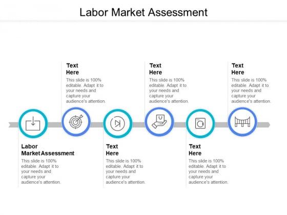 Labor Market Assessment Ppt PowerPoint Presentation Show Design Ideas Cpb