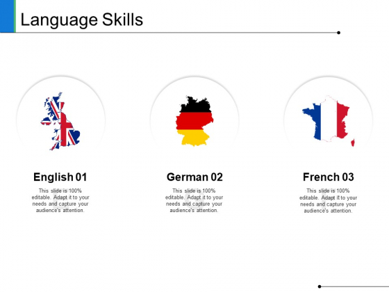 Language Skills Planning Ppt PowerPoint Presentation Outline Vector