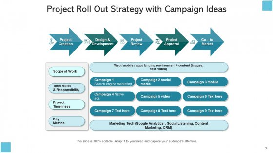 Launch_Planning_Circular_Gear_Ppt_PowerPoint_Presentation_Complete_Deck_With_Slides_Slide_7