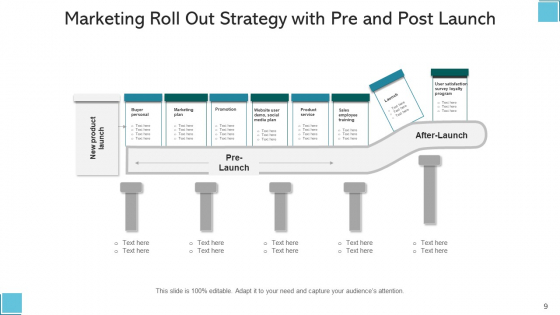 Launch_Planning_Circular_Gear_Ppt_PowerPoint_Presentation_Complete_Deck_With_Slides_Slide_9