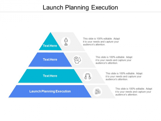 Launch Planning Execution Ppt PowerPoint Presentation Styles Graphic Tips Cpb