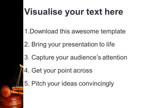 Law_Free_PowerPoint_Slide_Slide_2