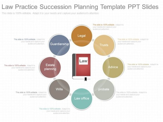 Law Practice Succession Planning Template Ppt Slides