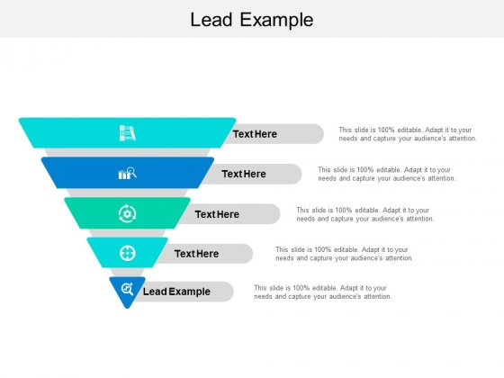 Lead Example Ppt PowerPoint Presentation Infographics Vector Cpb