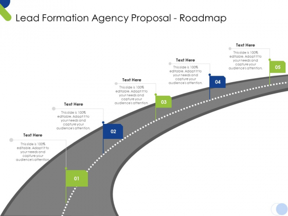 Lead Formation Agency Proposal Roadmap Ppt Inspiration Sample PDF