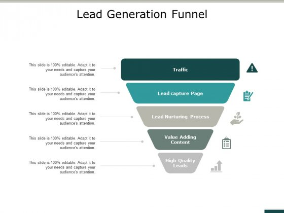 Lead Generation Funnel Ppt PowerPoint Presentation Layouts Graphics Pictures