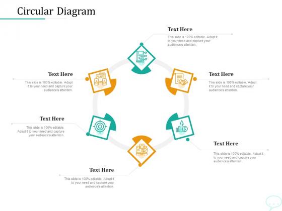 Lead Generation Initiatives Through Chatbots Circular Diagram Ppt Infographics Design Inspiration PDF