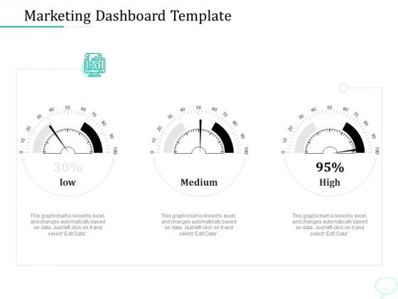 Lead Generation Initiatives Through Chatbots Marketing Dashboard Template Portrait PDF