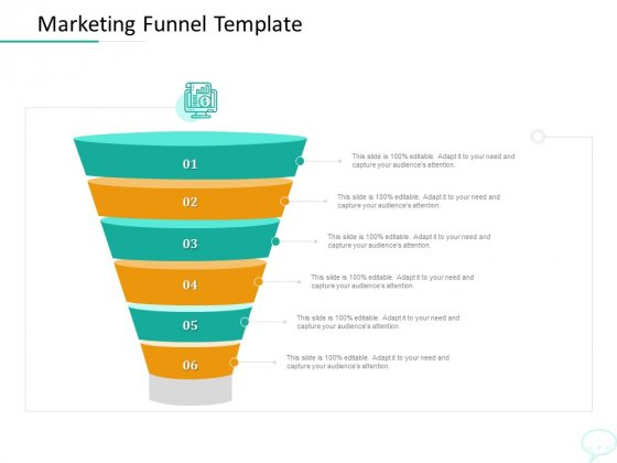 Lead Generation Initiatives Through Chatbots Marketing Funnel Template Ppt Icon Example PDF