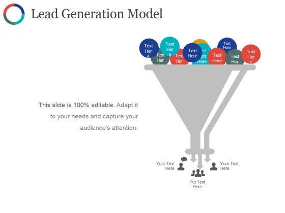 Lead Generation Model Ppt PowerPoint Presentation Outline Design Ideas