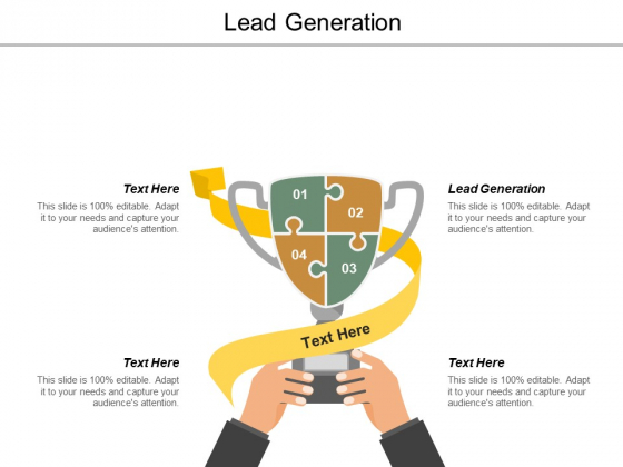 Lead Generation Ppt Powerpoint Presentation Show Images Cpb