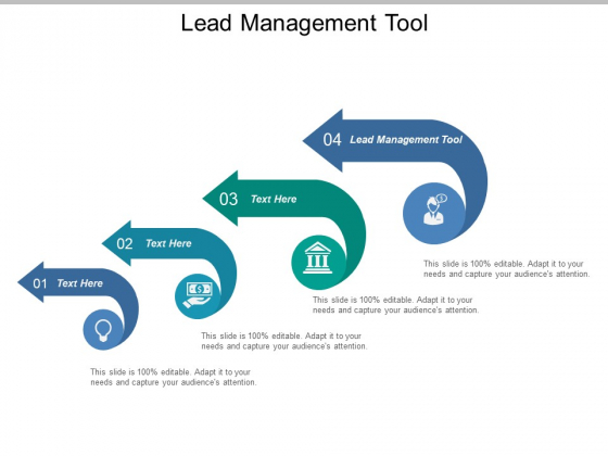 Lead Management Tool Ppt PowerPoint Presentation File Graphic Images