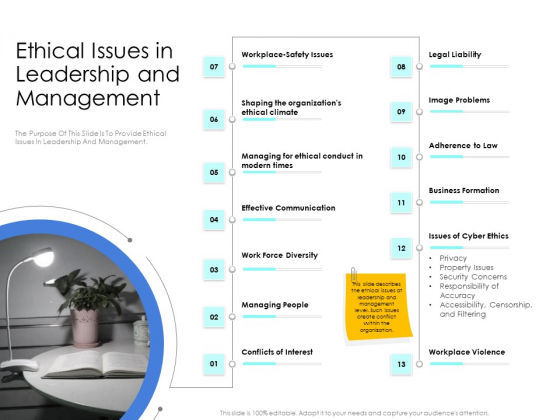 Leader_Vs_Administrators_Ethical_Issues_In_Leadership_And_Management_Ppt_Layouts_Graphics_Tutorials_PDF_Slide_1
