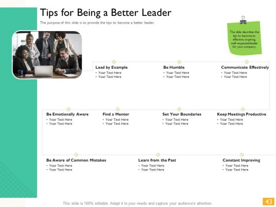 Leaders_Vs_Managers_Ppt_PowerPoint_Presentation_Complete_Deck_With_Slides_Slide_43