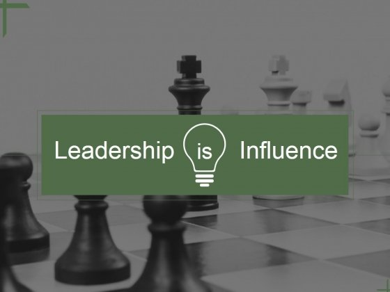Leadership Is Influence Ppt PowerPoint Presentation Icon