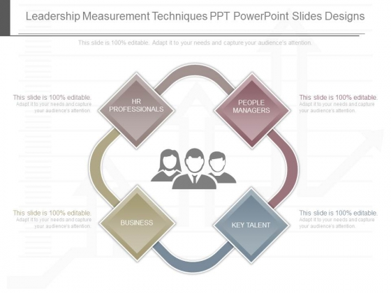 Leadership Measurement Techniques Ppt Powerpoint Slides Designs