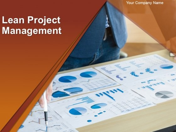 Lean Project Management Ppt PowerPoint Presentation Complete Deck With Slides