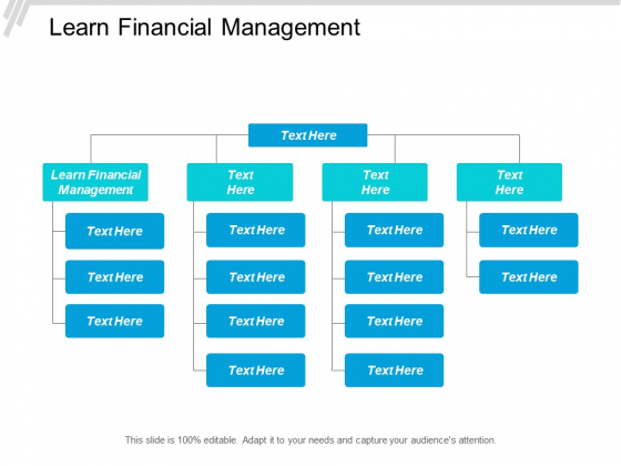 Learn Financial Management Ppt PowerPoint Presentation Icon Format Ideas Cpb