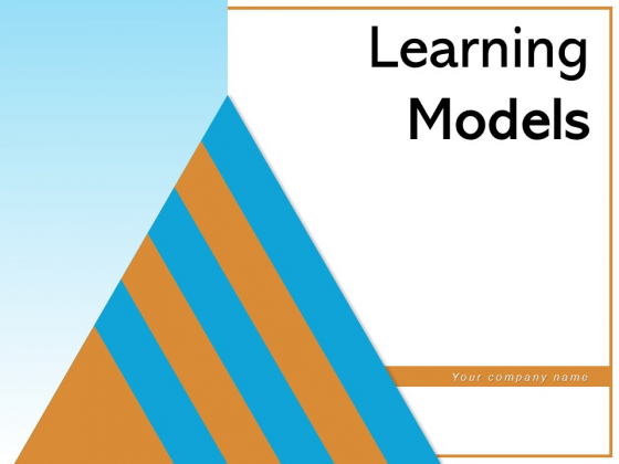 Learning Models Pyramid Knowledge Cooperative Ppt PowerPoint Presentation Complete Deck