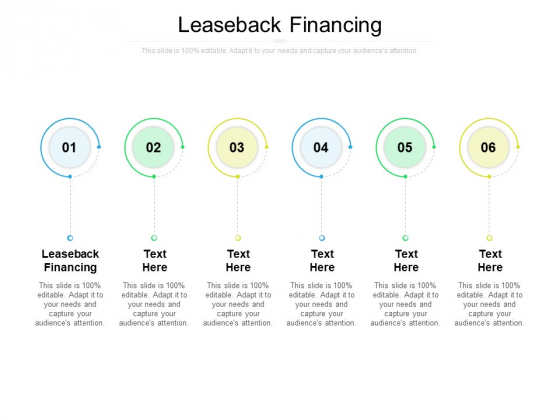 Leaseback Financing Ppt PowerPoint Presentation Icon Outline Cpb