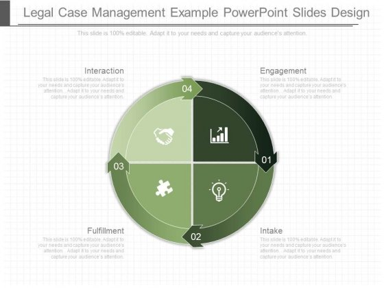 Legal Case Management Example Powerpoint Slides Design
