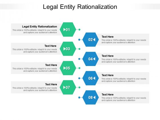 Legal Entity Rationalization Ppt PowerPoint Presentation Deck Cpb Pdf