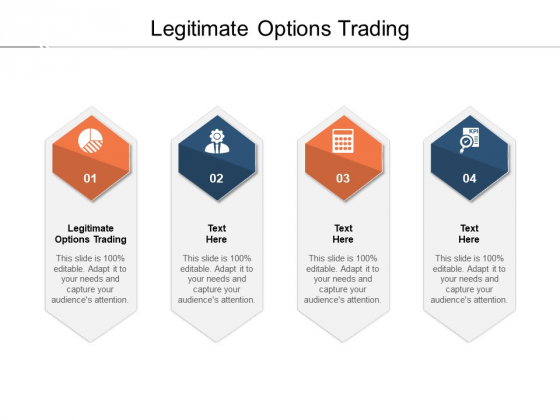 Legitimate Options Trading Ppt PowerPoint Presentation Infographic Template Aids Cpb Pdf