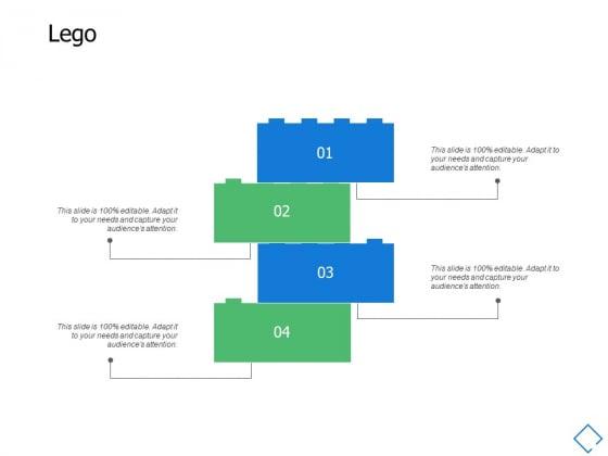 Lego Audiences Attention Ppt PowerPoint Presentation Model Slides