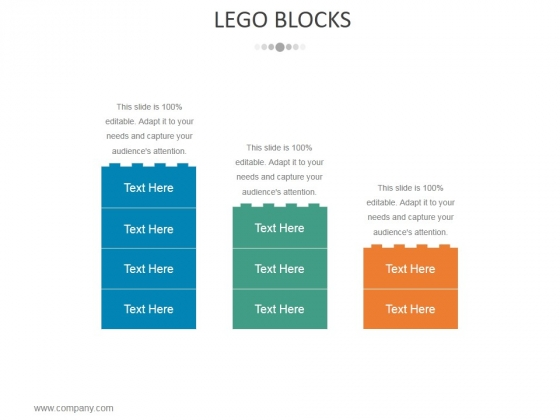 Lego Blocks Ppt PowerPoint Presentation Outline Graphics Template