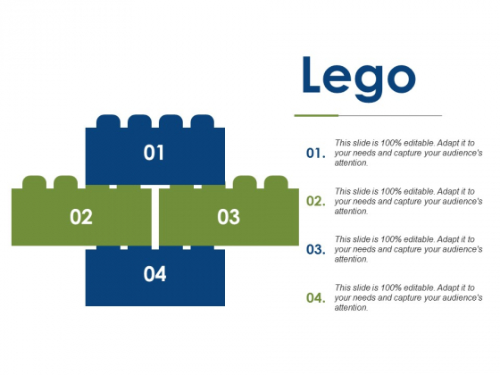 Lego Game Strategy Ppt PowerPoint Presentation Summary Good