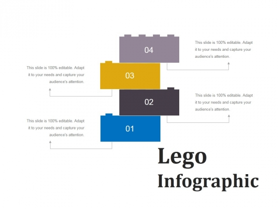 Lego Infographic Ppt PowerPoint Presentation Portfolio Graphics