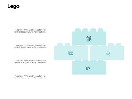 Lego Management Ppt PowerPoint Presentation Show Brochure