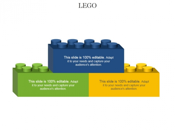 Lego Ppt PowerPoint Presentation File Guidelines