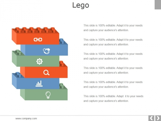 Lego Ppt PowerPoint Presentation Gallery Microsoft