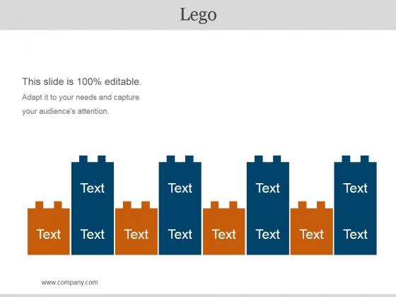 Lego Ppt PowerPoint Presentation Gallery Smartart