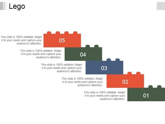 Lego Ppt PowerPoint Presentation Icon Smartart