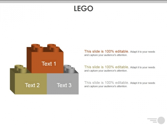 Lego Ppt PowerPoint Presentation Ideas Aids